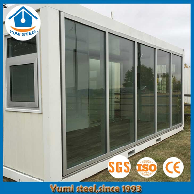 20FT Flat Packed Mobile House Container Casa Contenedor Oficina